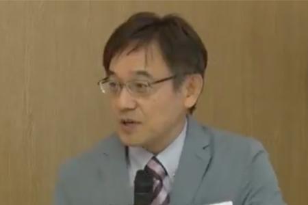 加藤 友康先生