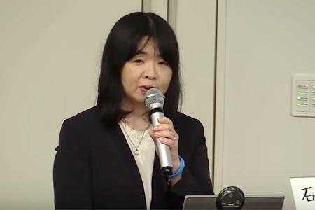 ジャパンキャンサーフォーラム2018 石井 明子先生