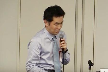 ジャパンキャンサーフォーラム2018 森田 信司先生