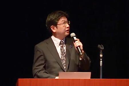 中山 俊先生