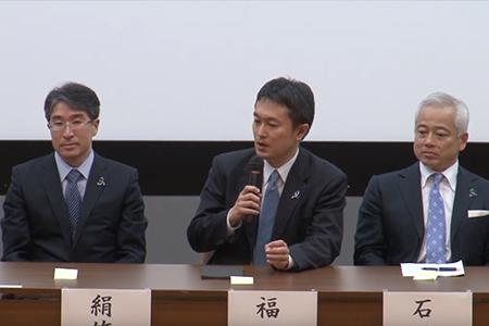 【ブルーリボンキャラバン~もっと知ってほしい大腸がんのこと2019in東京】「Q&Aセッション」