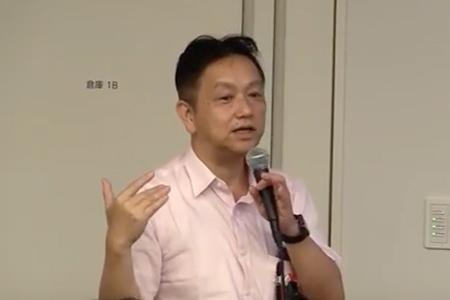 ジャパンキャンサーフォーラム2018 大野 智先生